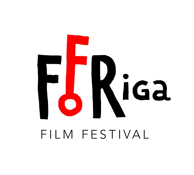 kinofestivāla FF Riga logo