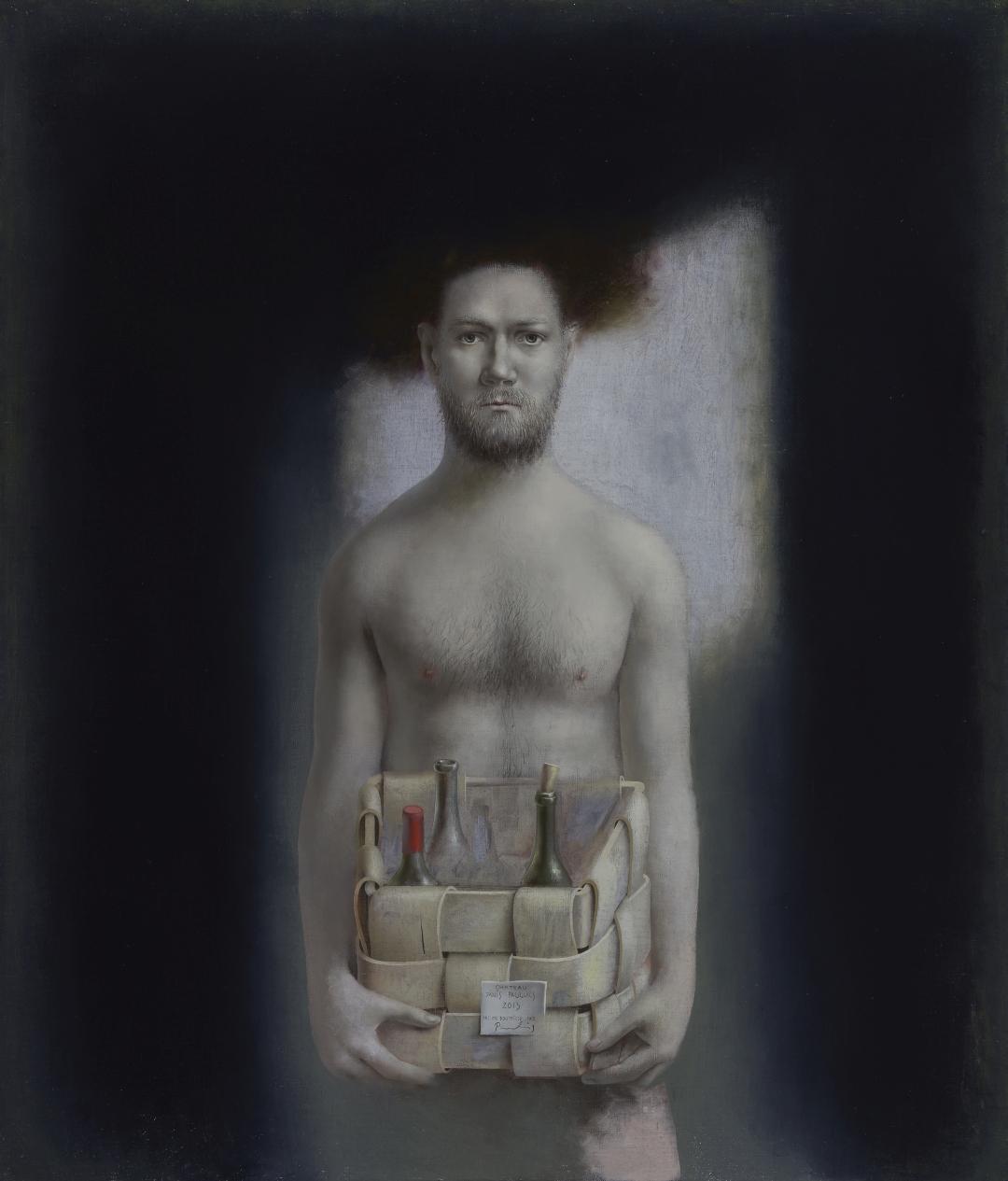 Paulis Postažs. Pašportrets.
